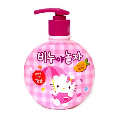 Hello kitty hand wash